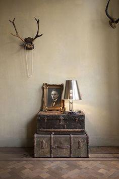 Metallic lamp shade – World of Light Art Nouveau, Lampshade Redo, Lamp Shades, Table Lamp, Rustic, Lighting, Diy, Metallic, Design