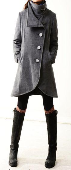 Great coat.