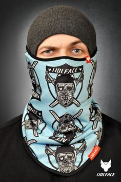 Bandana Wolface: Riders Bandana for riders Bandana Wolface is dedicated to snowboarders, skiers, cyclists, motorcyclists. More info: www.shop.wolface.eu www.wolface.eu