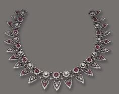 Blood Red Ruby Jewels