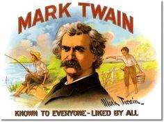 MRk Twain
