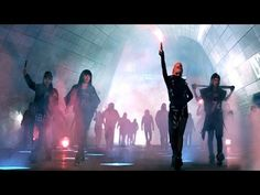 2NE1 - COME BACK HOME M/V Two new videos. Dang. YG it's Big Bang time. *nods* I like this song, but it loses me when it gets to that weird chorus part. But other than that, I love the song. The video is cool. I'm not sure just exactly what the message is, I'll have to read the lyrics. Maybe that'll give me a better idea.