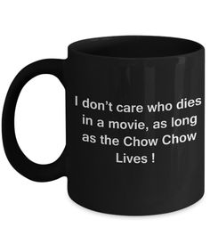 I Don't Care Who Dies, As Long As Brazilian Terrier Lives - Ceramic Black coffee mugs 11 oz Dog Coffee, Black Coffee Mug, Coffee Cups, Irish Coffee, Cat Gifts, Cat Lover Gifts, English White Terrier, Tamaskan Dog