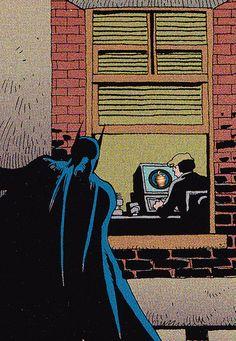 Batman y el botijo oscuro (botijo 1669) | Flickr: Intercambio de fotos