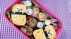 超簡単!!ぐでたまキャラ弁 by ミキーーン http://cookpad.com/recipe/3254499#share_other