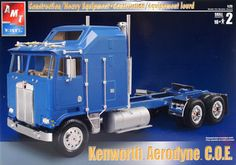 AMT/Ertl 1/ 25 Truck Kits