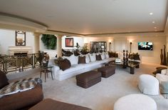 luxury homes interior design   New Living Room Luxury Dream Home Interior Design Ideas 2013