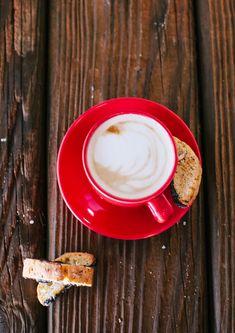 French Vanilla Cappuccino // Made with Torani