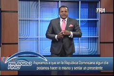 Salvador Holguin: Aspiramos a que en la República Dominicana algún día podamos hacer lo mismo y sentar un precedente