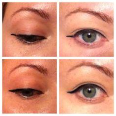 Bildergebnis für mature hooded eyes