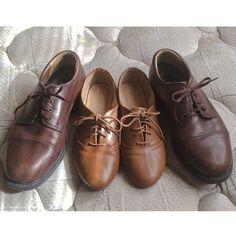 Me n my dad's shoes
