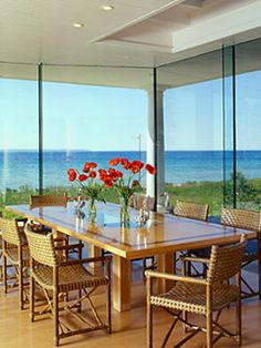 Kitchen with a View - MyHomeIdeas.com