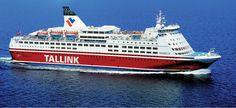 Stockholm-Riga   One way - Tallink & Silja Line