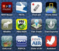 12 Useful, Well-Designed, Worth-Downloading iPhone Apps Created by Nonprofits: http://nonprofitorgs.wordpress.com/2012/07/16/12-useful-well-designed-worth-downloading-iphone-apps-created-by-nonprofits/