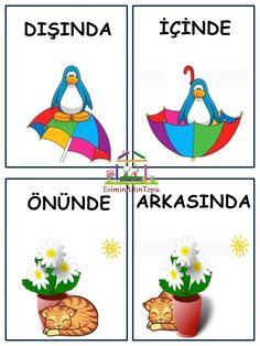 Turkish Lessons, Learn Turkish Language, Home Schooling, Primary School, Party Printables, Special Education, Preschool Activities, Homeschool, Teaching