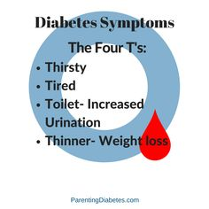 The Four T's of Diabetes. Know the symptoms of type 1 diabetes. Know the signs and avoid a misdiagnosis. The Four T's of Diabetes. Know the symptoms of type 1 diabetes. Know the signs and avoid a misdiagnosis. First Signs Of Diabetes, Type 1 Diabetes Symptoms, Diabetes Memes, Type One Diabetes, Safety And First Aid, First Aid Tips, Improve Confidence, Exercise Activities