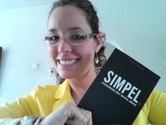 Marcella van Deursen @Mees013    Woehoee het boek #simpel van @jwalphenaar binnen! (+foto)