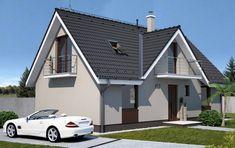 Návrh rodinného domu Economic od APEX ARCH s.r.o.