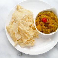 Wishing someone would make me this for breakfast . Love, love Pumpkin and Roti . #roti #breakfast #brunch #sunday #sundayfunday #bestfoodworld #eattheworld #vscofood #vscocam #foodpic  #buzzfeast #foodstagram #foodporn  #island360  #picoftheday  #instafood #instalike #beautifulcuisine #trinidad #trinidadandtobago #barbados #guyana #Guyanese #delicious #yummy #foodie