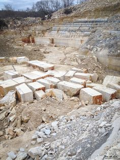 11 Best Behind the Scenes: French Limestone Quarry images in