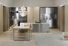 Spatia, Italian #kitchen Arclinea