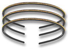 Citrine Gemstone Hairbands