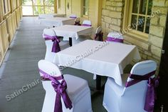 Rent Highboy Cocktail Tables And Linens Decor By Satinchair Com Chicago Suburbs Purple Event