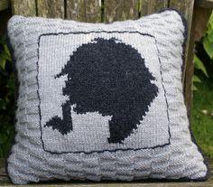 Ravelry: Sherlock Cushion pattern by Scottish Sampler