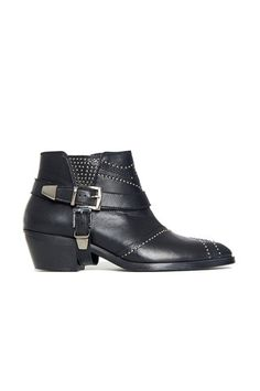 Anine Bing Bianca Boots in silver