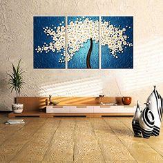 YESURPRISE Impresión En Lienzo Nuevo Para Pared Decoración Para Hogar Sala Cocina Dormitorio Sakura Asiática Árbol De Flores (sin marco o bastidor) Yesurprise http://www.amazon.es/dp/B00YX6Z2D2/ref=cm_sw_r_pi_dp_wLQfwb0HQ3YA3