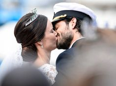 Sweden Royal Wedding: Prince Carl Philip Weds Sofia Hellqvist?See Photos of Him and His Princess Bride!   E! Online Mobile