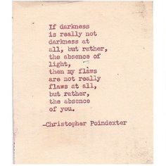 The Universe and Her, and I #268 written by Christopher Poindexter