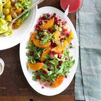 citrus and cranberry salad