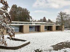 Boltshauser Architekten, Beat Bühler, Kuster Frey · School Hirzenbach · Divisare