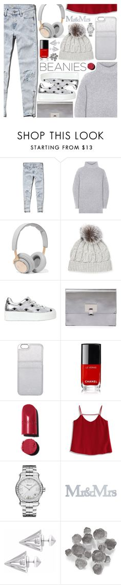 """""""Casual but... Awesome!"""" by pastelneon ❤ liked on Polyvore featuring Abercrombie & Fitch, Acne Studios, B&O Play, Sofia Cashmere, Kenzo, Proenza Schouler, MICHAEL Michael Kors, Chanel, Chicwish and Chopard"""