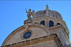 The Cathedral of St. James Šibenik Croatia - Katedrala sv. Jakova