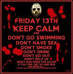 Friday the 13th Jason Vorhees