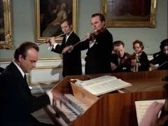 ▶ Bach - Brandenburg Concerto No. 5 in D major BWV 1050 - 2. Affettuoso - 3. Allegro - YouTube