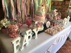 Mad Hatter | Tea Party | Baby Shower | Floral | baby girl | The Style List | High Tea | Alice In Wonderland | Lolly buffet | candy bar | Table setting