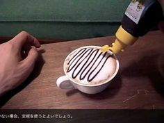 latteart(No.38)チョコフラワー ~choco flower~ - YouTube