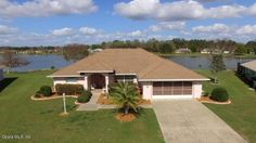 Ocala, FL Watch the sunrise from your lanai. Crystal Lakes. subdivision. Kitchen w/ granite and new appliances. Formal dining and casual dining rooms. Volume ceilings. Indoor laundry with sink. Split Bedroom plan. Large tiled family room. New AC, newer kitchen appliances. Master bath has tub with jets and separate shower.  Private water closet and dual vanity. MLS#514505 Contact The McCall Real Estate Group for more info 352-547-1077 $178,750