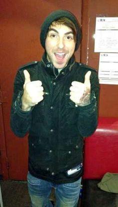 He's so cute! Alex!