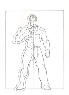 Hoosier journal of inanity: More Green Lantern art from Studio Sakka