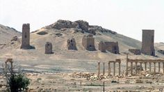 Islamic State 'in control' of Syria's Palmyra - BBC News