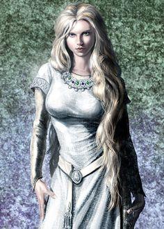 Shiera Seastar, one of the Great Bastards of King Aegon IV Targaryen. Daughter from mistress, Lady Syrenei of Lys. #got #agot #asoiaf