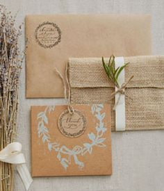 31 Ideas For Wedding Invitations Simple Rustic Sweets Paper Packaging, Pretty Packaging, Gift Packaging, Packaging Design, Wedding Stationary, Wedding Invitations, Photo Packages, Paper Crafts, Diy Crafts