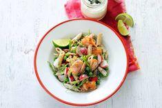 Japan meets Italië in deze zilte salade. En dat in slechts 15 minuutjes. - Recept - Allerhande