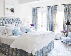 I've always loved the idea of living in Washington, D.C.'s Georgetown neighborhood and this stunning 1901 rowhouse published by House Beautiful is keeping the dream alive. Located on a charming cobblestone street, the interiors were decorated by Nashville-based designer Sarah Bartholomew (see more of her work here and here). The result? A stunningly chic space …