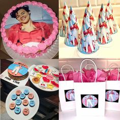 Festa Do One Direction, One Direction Birthday, One Direction Cakes, Harry Styles Birthday, Harry Birthday, Bff Birthday Gift, Harry Styles Baby, Harry Styles Imagines, Harry Styles Pictures