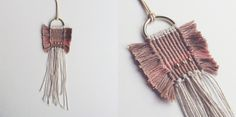 woven necklace | kari breitigam